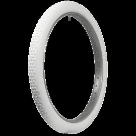 26X3 Coker Button Biała