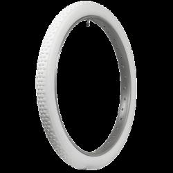 24X2 1/4 Button Coker Biała